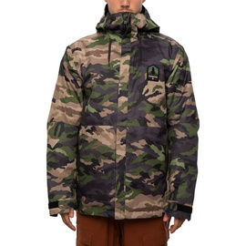 686 Foundation Insulated Jacket - Mens SESZ68U