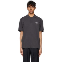 ADER error Grey Needle Logo PK Polo 211039M212000