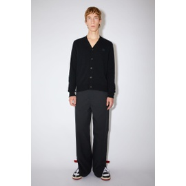 Acnestudios Cardigan sweater black C60024-900