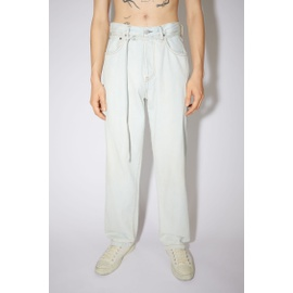 Acnestudios Loose fit jeans white C00024-100