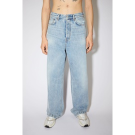Acnestudios Loose fit jeans light blue B00218-228