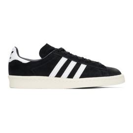 Adidas Originals Black Campus 80s Sneakers 211751M237104