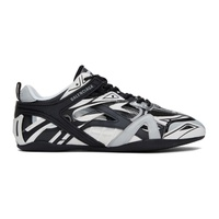 Balenciaga Black & Grey Drive Sneakers 202342M237031