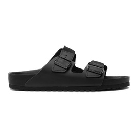 Random Identities Black Birkenstock Edition Leather Arizona Sandals 201172M234070
