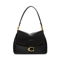 COACH May Small Pebble Leather Shoulder Bag 3820179