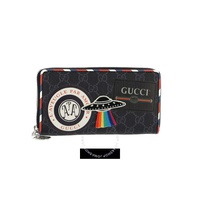Gucci Mens Night Courrier GG Supreme Wallet 496342 9F25N 1073