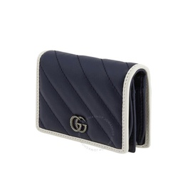 Gucci Ladies Marmont Trim Wallet 573811 0OLFN 4186