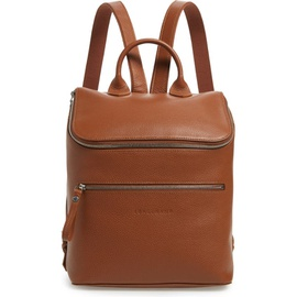 LONGCHAMP Le Foulonne Leather Backpack 5947238