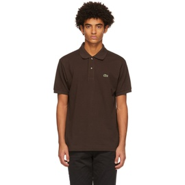 Lacoste Brown L.12.12 Polo 202268M212013