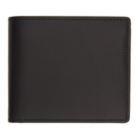Maison Margiela Black Leather Bifold Wallet 211168M164147