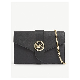 MICHAEL MICHAEL KORS Leather wallet-on-chain R00100875