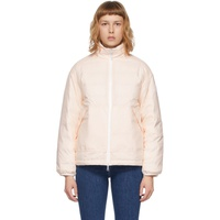 Moncler Pink Down Menchib Jacket 211111F063013