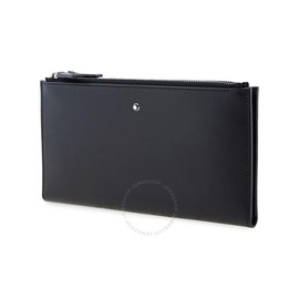 Montblanc Nightflight Leather Wallet- Black 118279
