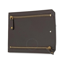 Montblanc 1926 Heritage Multicurrency Pouch- Dark Brown 116837