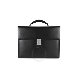 Montblanc Meisterstuck Single Gusset Full-grain Cowhide Briefcase 104606