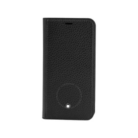 Montblanc Meisterstuck Soft Grain Flip Side Cover for Apple Iphone XS 124893