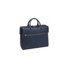 Montblanc Meisterstuck Sfumato Medium Document Case- Navy 123713