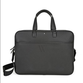 MontBlanc Black Shoulder Bag 114634