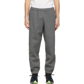 Nike Grey NRG Lounge Pants 211011M190113