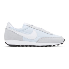 Nike Grey & Blue Daybreak Sneakers 211011F128053