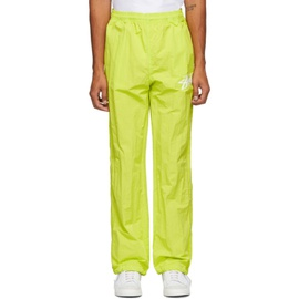 Nike Green Stuessy Edition NRG Beach Track Pants 202011M190048