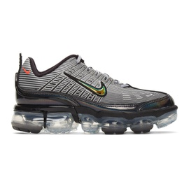 Nike Grey Air VaporMax 360 Sneakers 201011F128104