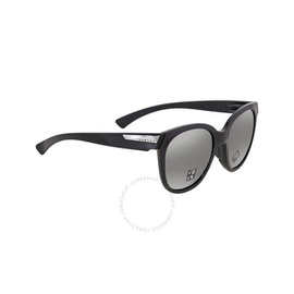 Oakley Low Key Polarized Prizm Black Round Ladies Sunglasses OO9433-943307-54