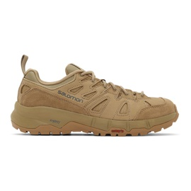 Salomon Beige Odyssey Advanced Sneakers 211837M237013